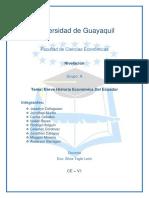 Breve Historia Econimica Del Ecuador (1)