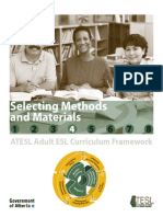 Journal Article - Selecting Methods and Materials