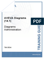 TM-3534 AVEVA Diagrams (14.1) Diagrams - Administration Rev 2.0