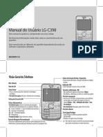 Manual LG C398