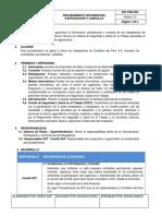 P 005 - Información, Participacion y Consulta