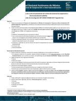Capacitacion Metodos Inv Sep Unam Funam Instructivo Registro Sicai f2