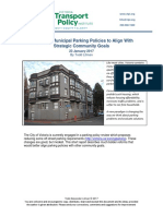 Evaluating Parking Requirements