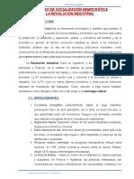 1er Trabajo - Pros Soc Democ