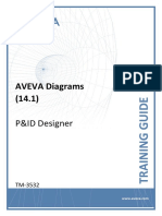TM-3532 AVEVA Diagrams (14.1) Diagrams - PID Designer Rev 2.0