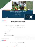 Producción de Leguminosas de Invierno Provincia de Arauco 28.04.2015
