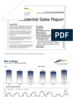 July2010 Market Stats