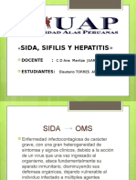 Sida Sifilis Hepatitis(Eleuterio) Medicina