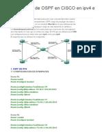 Configuración de OSPF en CISCO en Ipv4 e Ipv6 - Taringa!