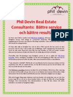 Phil Devin Real Estate Consultants