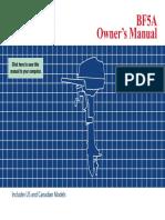 Honda 5hp Outboard Engine Manual
