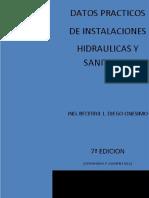- ARQUILIBROS - AL - Datos practicos de Instalaciones Hidraulicas y Sanitarias.pdf