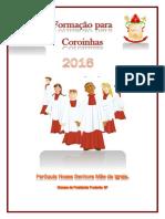 APOSTILA COROINHAS