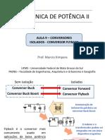 Aula 9 - Conversor Flyback.pdf