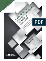 O Controle de Constitucionalidade No Direito Brasileiro (2016) - Luis Roberto Barroso