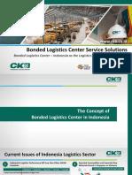 CKB Bonded Logistics Center Presentation Kit_Rev_2017