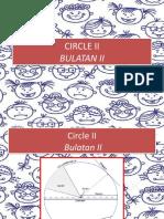 Circle II Form 3