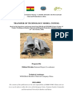 Bamboo Charcoal and Briquette Training Manual-Ghana