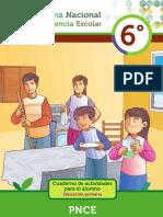 Cuaderno Actividades Alumno 6 Primaria