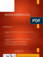 ANTIAMEBIANOS