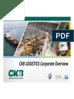 CKB Logistics Corporate & PLB CKB Logistics