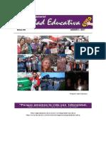Boletín Movimiento Magisterial Dignidad Educativa -Agosto 2017