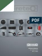 DIRETEC Catálogo Chaves Elétricas