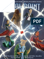 Focal Point(GM's Guide to Running Extraordinary Sessions)