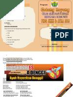 BUKU PROGRAM Gotongroyong