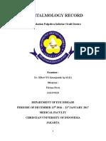 PRISTA EXAMINATION OPTHALMOLOGY.docx