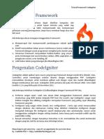 tutorial framework ci.docx
