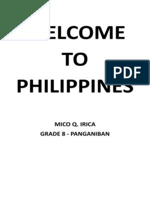 Mico Philippines Philippines Softlines Retail Pagpapasa ng impormasyon nang walang wika, salita, o sulat (uri ng komunikasyon). scribd