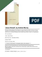 Jesus Himself', by Andrew Murray.pdf