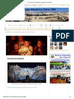 A Festa Das Luzes (Hanukkah) _ Loja Maçônica Zohar 694