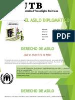 El Asilo Diplomático