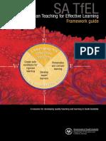 TfEL South Australian Teaching Framework