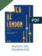 Manual Torre de Londres
