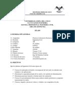 SÍLABO - PRACTICAS LABORATORIO DE GEOTECNIA 2017 III.docx
