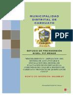 Pip Sbi Cjallhua-Ccarhuayo-Cusco