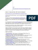 Posibles Temas de Exploración Matemática(Incluye Links)