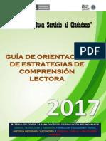 Guia de Lectura Varias Áreas 2017