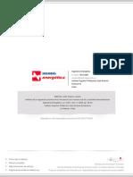 Analisis de Regulacion Primaria de La Frecuencia Con Motores Fuel Oil