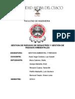 gestion de riesgo de desastres y gestion de riesgos ambientales.docx