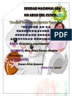 Bioquimica Experimental