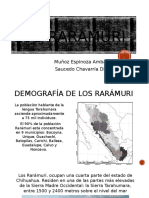 Los Rarámuri