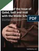 Refute Sadl in Malikiyyah