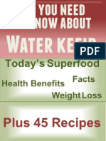 All You Nee to Know About Water Kefir