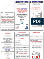 Folder III - Jornada Bíblica - EBD/ADS