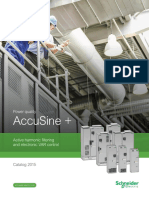 AccuSine+ Brochure and Catalog