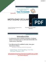 Motilidad Ocular(San Fernando)